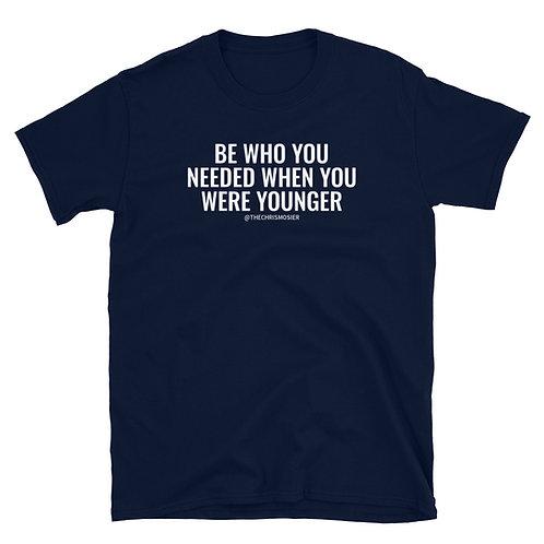 CHRIS MOSIER MOTTO T-Shirt