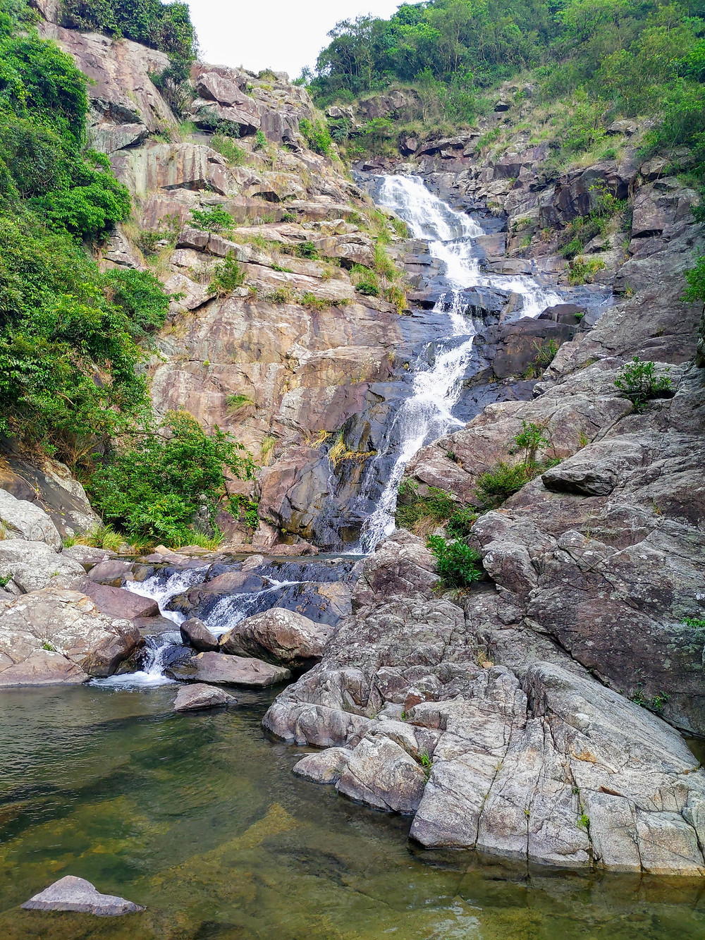 The Most Protected Waterfall in Lantau South