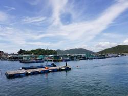 Village on the Sea