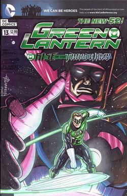 Galactus&GreenLantern