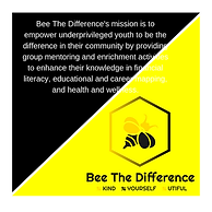 Bee The Difference Mission.png