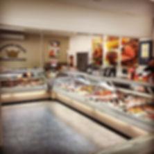 Windsor Meats Interior