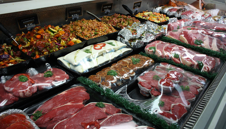 Windsor Meats Display