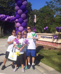 Daycations at Alzheimer's Walk