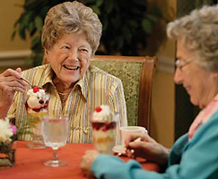 Daycations ice cream social