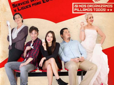 S.I.N.G.E.L.S de vuelta, cuarta temporada, en el Teatro Lara, los viernes a las 22.15