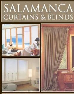 Salamanca Curtains & Blinds