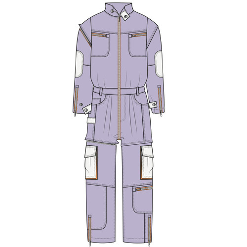 WORKER OVERALL