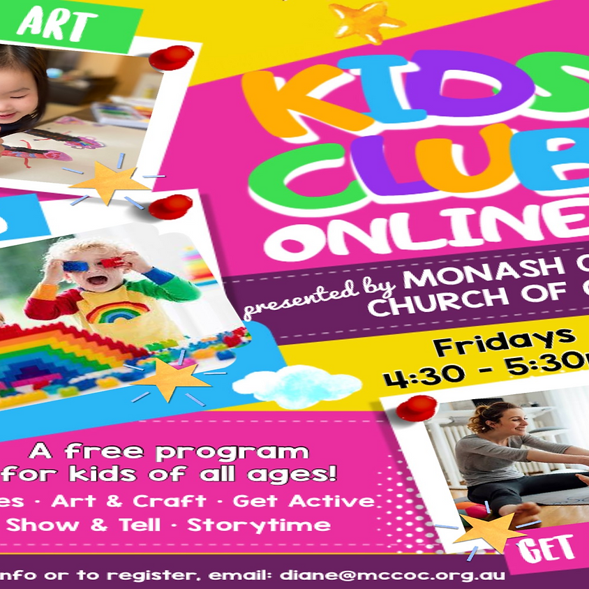 Kids Club Online