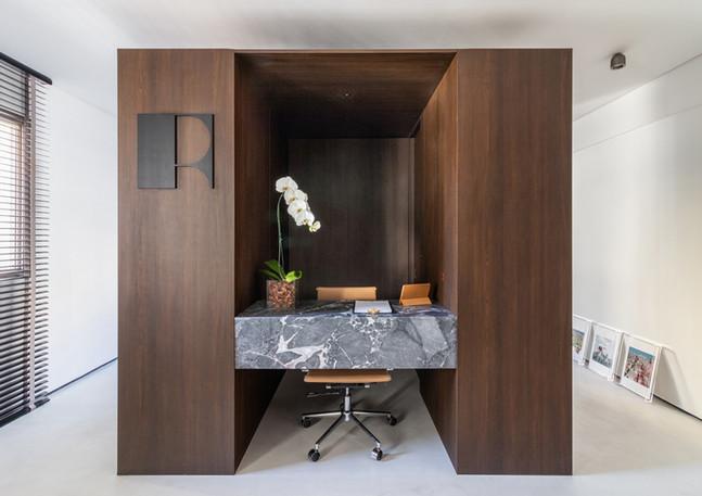 Escritorio India - Rodolfo Fontana Arquitetura