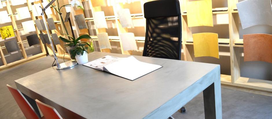 Os diferentes usos do MICROCIMENTO no design de interiores