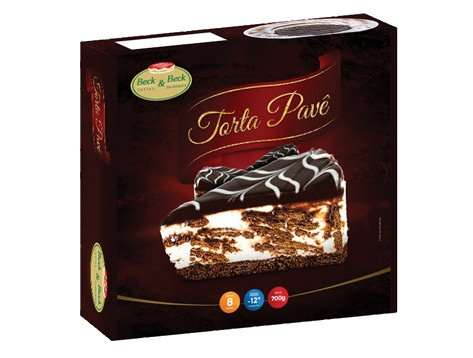Torta Pavê de Chocolate