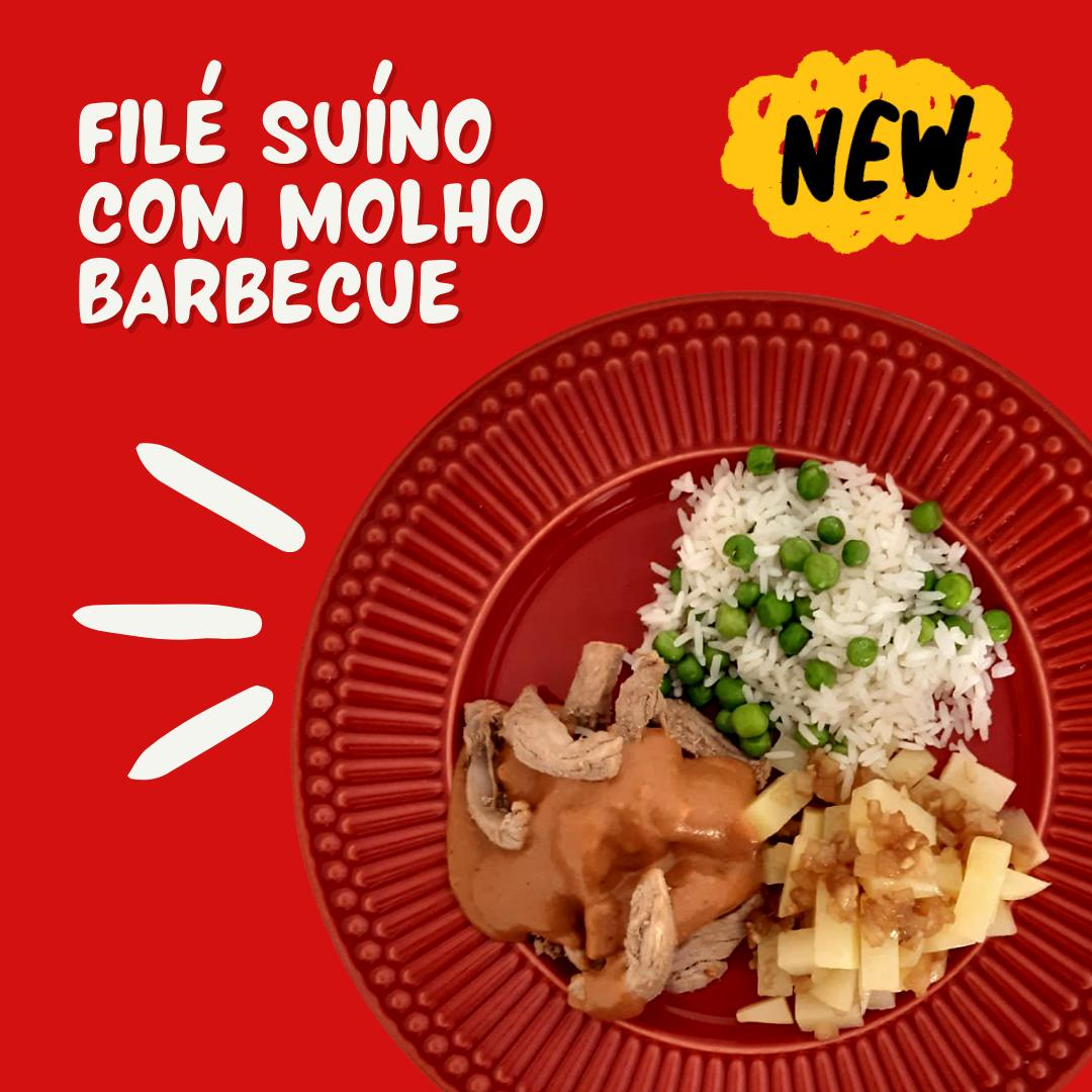 Filé Suino Barbecue