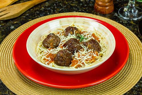 Espaguete com Almôndegas 565g
