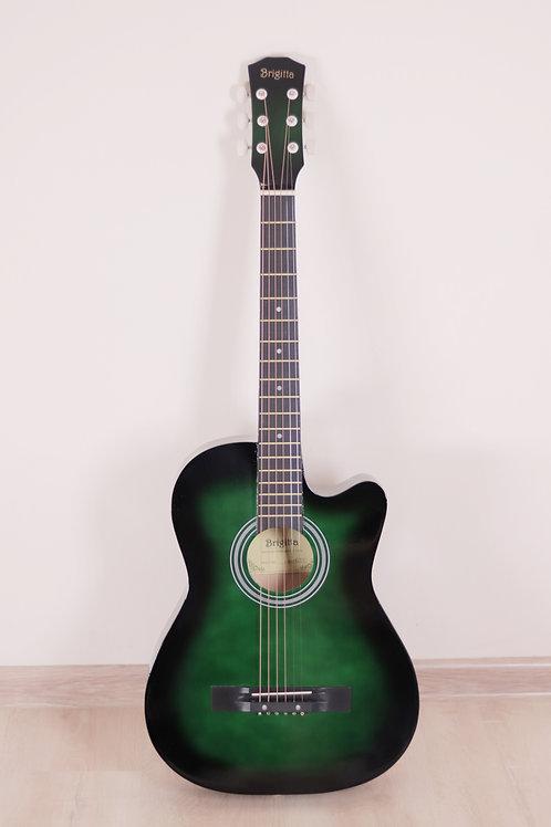 Акустическая гитара Brigitta C-81C-GRS