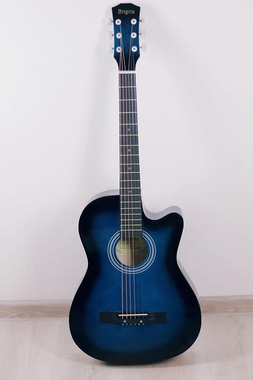 Акустическая гитара Brigitta C-81C-BLS