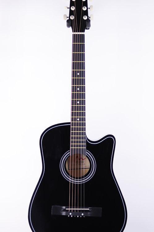 Акустическая гитара Spread&Music 38C-BK