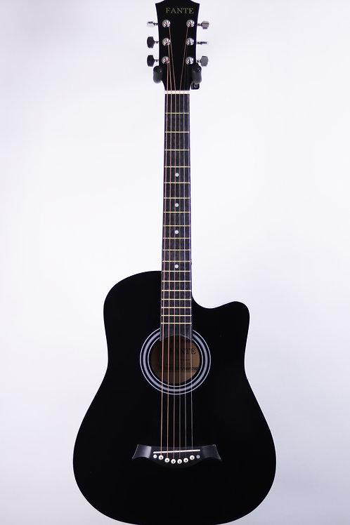 Акустическая гитара Fante FT-D38-BK