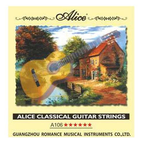 Струны для классической гитары Alice AC106-H (нейлон)