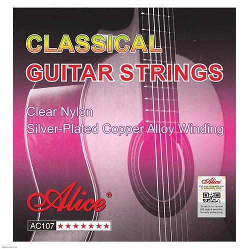 Струны для классической гитары ALICE AС107-N