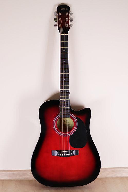 Акустическая гитара Brigitta C-41С-RDS