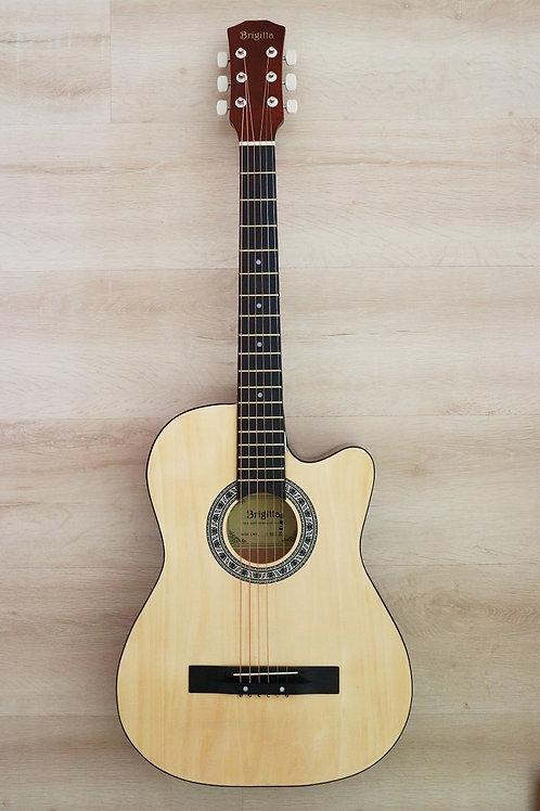 Акустическая гитара Brigitta C-81C-N