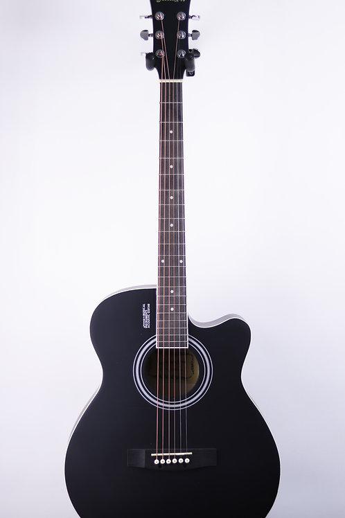 Акустическая гитара Jonson&Co E4011C BK
