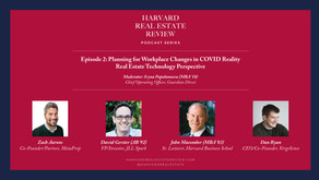 Episode 2: Planning for Workplace Changes in COVID Reality: Real Estate Technology Perspective