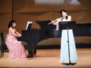 Maple音楽教室♪ フルート演奏