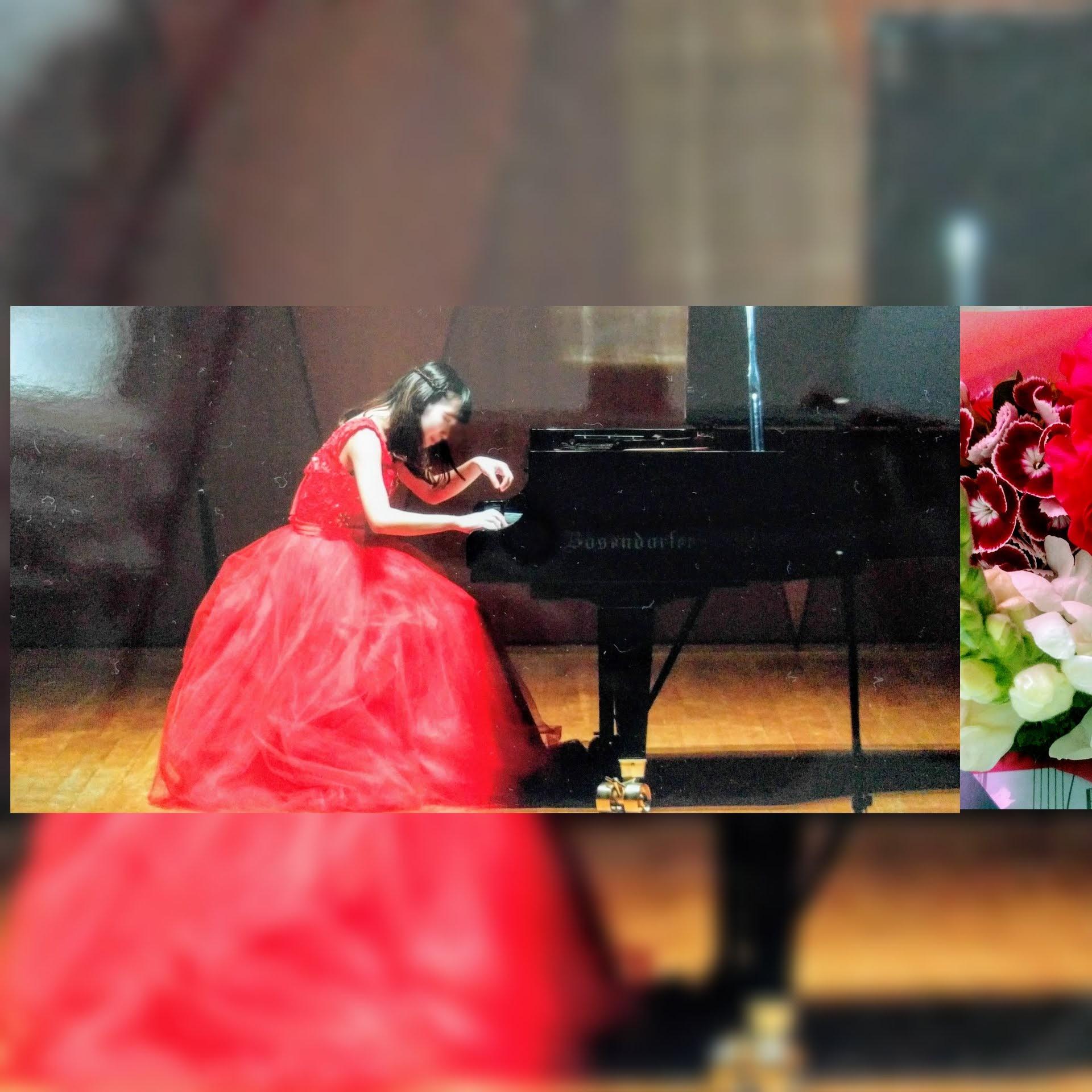 Maple音楽教室 ピアノソロ演奏