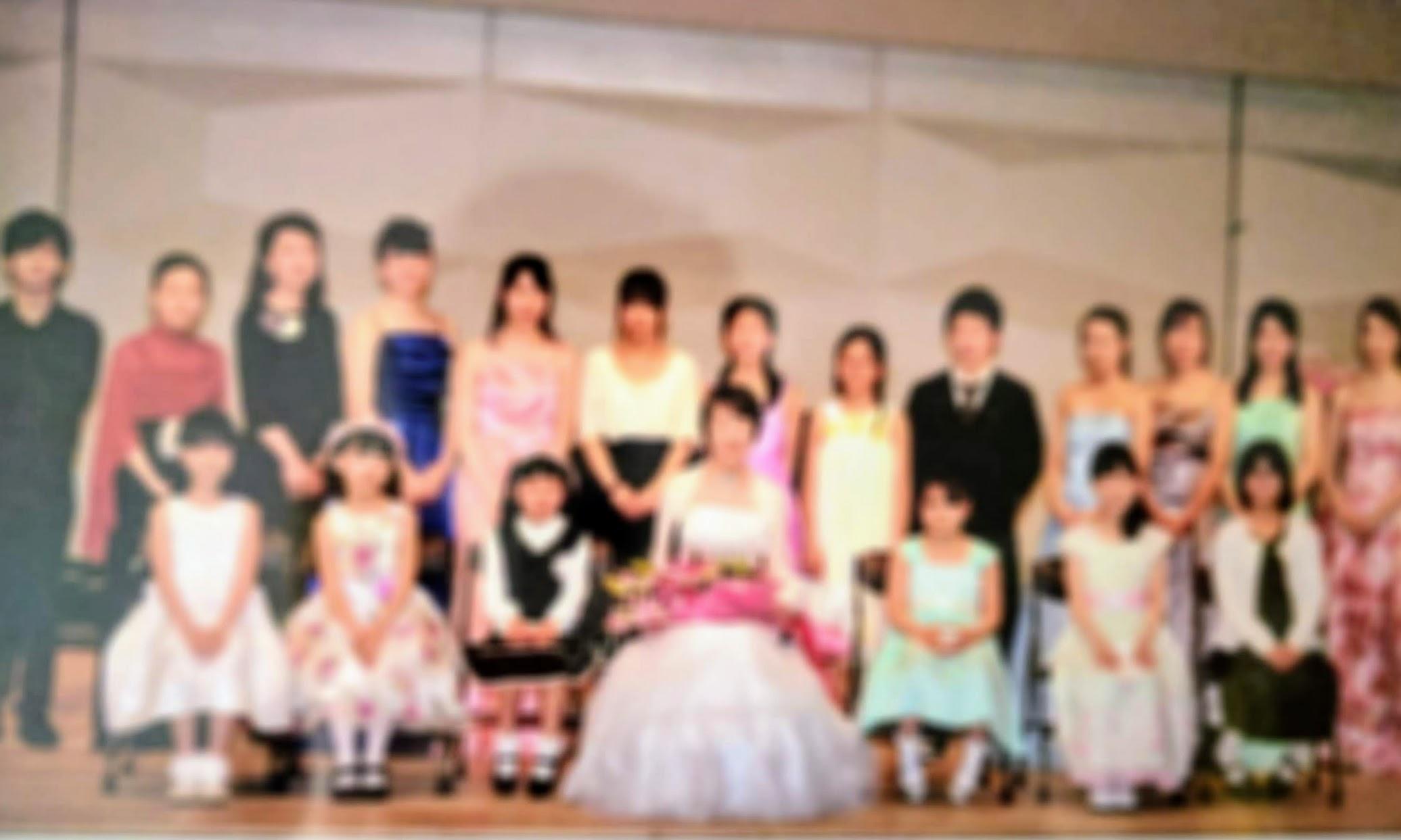 Maple音楽教室発表会♪ピアノ、リトミック、声楽、クラリネット