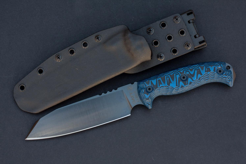 G10 – Blue & Black