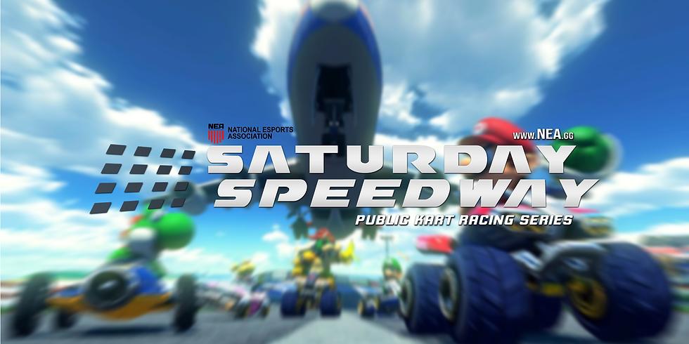 Saturday Speedway #6 - MK8DX Tournament