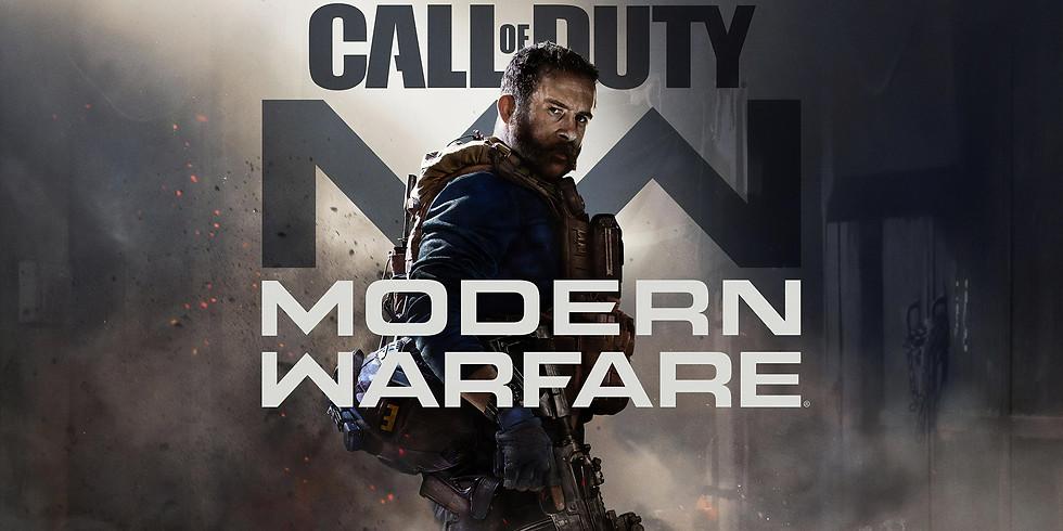 SUNY Morrisville -COD: Modern Warfare Tournament