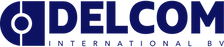 Delcom International logo Blue.png