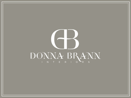 Another Satisfied Customer: Branding and Identity Client - DonnaBrannInteriors.com