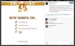 Thanksgiving Day Social Post