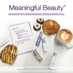 Meaningful Beauty AM Routine Social