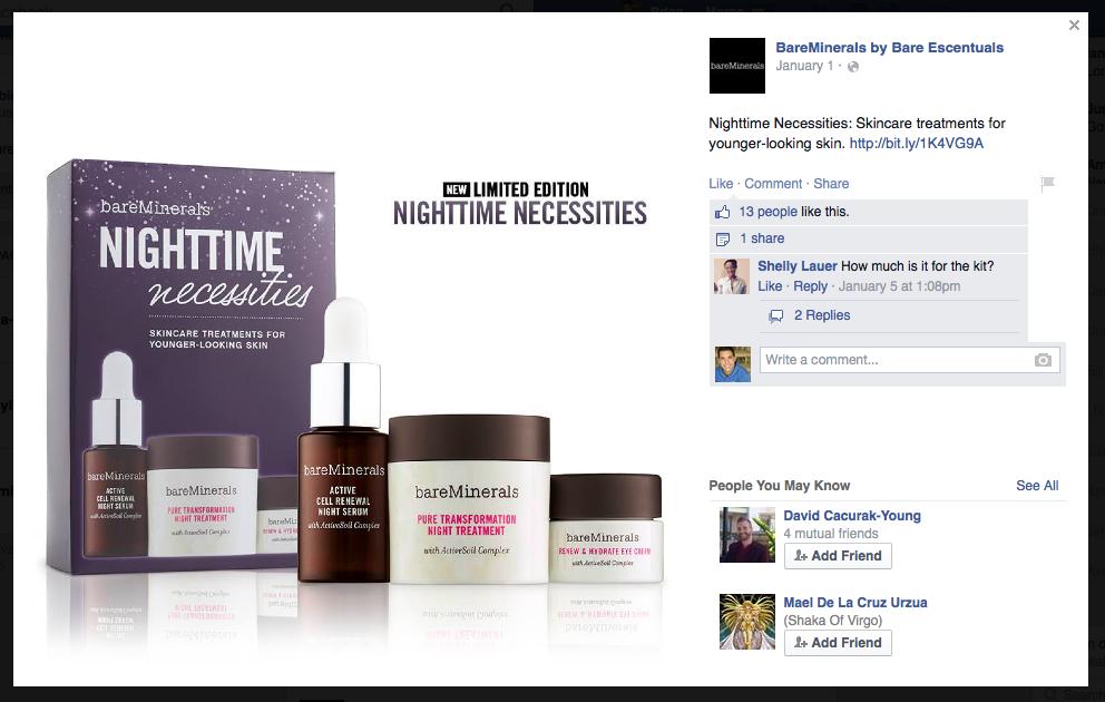 Product Promo - Nighttime Necessitie