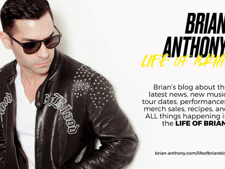 First Blog Post for the new brian-anthony.com website!