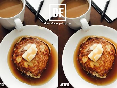 Good Morning! It's a Gluten-Free pancake kinda #MagicalMonday!