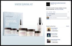 Product Promo - Winter Survival Kit