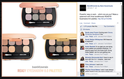 Product Promo for Ready Eye Shadow