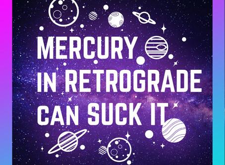 Mercury In Retrograde to Last till Nov. 3 - Election Day...