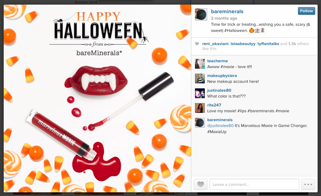Halloween Social Post