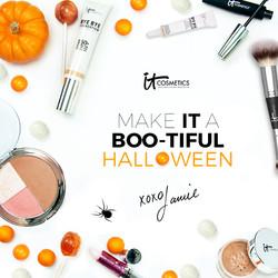 IT Cosmetics Halloween Social