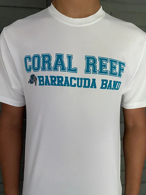 White Practice Dri-Fit T-Shirt
