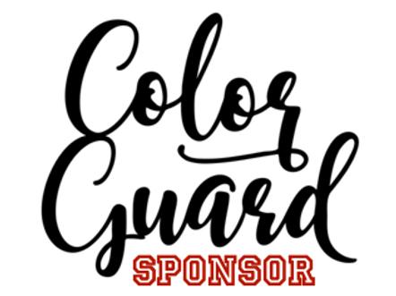 Color Guard Sponsorship