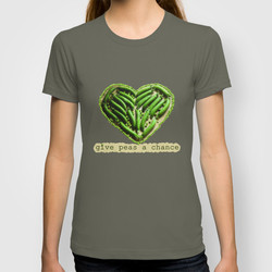 Give Peas a Chance - T-shirt