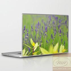 Irish Lavender - Laptop Skin